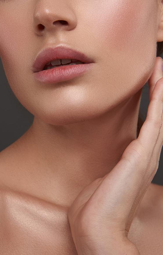 Anti wrinkle treatments, vitamin drips and lip fillers in Kent. Maidstone Aesthetics. Smooth skinned woman.